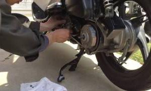 マイブーム(68):スクーターの駆動系メンテ 総復習