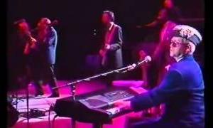 YouTube Eric Clapton(13):with Elton John & Mark Knopfler – Tokyo Dome 1988-11-02