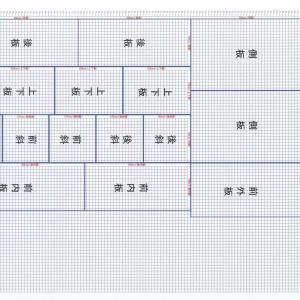 これならできる(4):とりあえず板取図が完成
