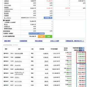 【月次収支報告】2019年11月末