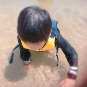 琵琶湖キャンプ①
