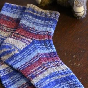 靴下の季節