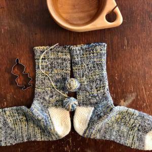 靴下と乳酸菌