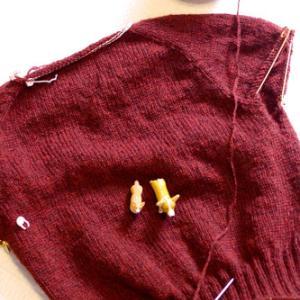 働くセーター ~3~