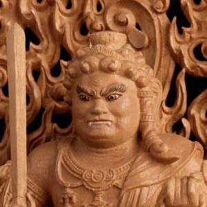 松本明慶(大仏師)の不動明王!作品、美術館、お寺で見れる?【ニッポン視察団】