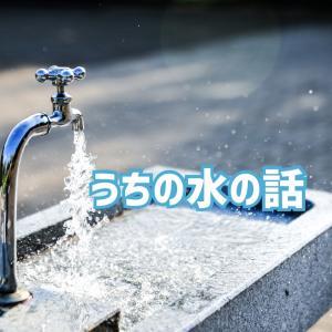 現在の我が家の水事情