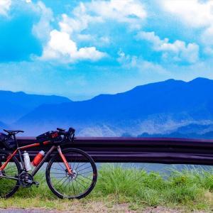 野迫川~玉川峡ライド 北側の斜面は超涼しかった件
