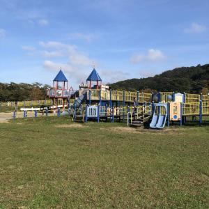 モリリン加瀬沼公園|写真で解説!子供が遊べる遊具の紹介