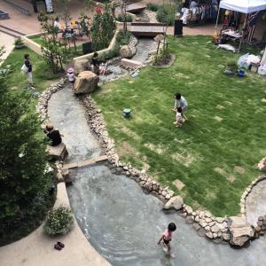 ブランチ仙台 WEST 水遊びなど子連れにうれしいスポット満載