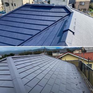 屋根の葺き替えもお任せください❕