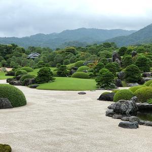足立美術館と八重垣神社 ~島根旅行に行ってきました~