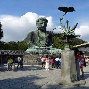 鎌倉のパワースポット「鎌倉大仏」と「鶴岡八幡宮」をめぐる東京からの半日観光