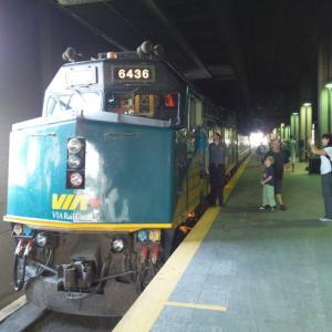 カナダ国鉄「VIA鉄道」のネット予約・購入方法をご紹介