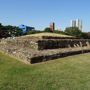 ソウルで観れる百済の遺跡「石村洞古墳群」への行き方