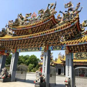 東京近郊で体験できる台湾文化、その3「聖天宮」をご紹介