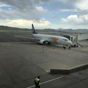 モンゴルの玄関「チンギスハーン国際空港」、外貨両替、免税店、交通手段などをご紹介