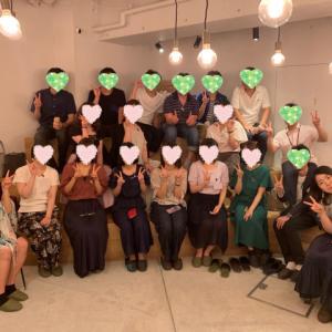 【イベント報告】7/27(土)婚活パーティーのご報告