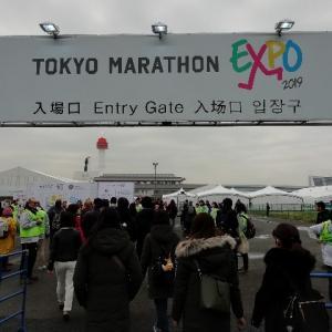 東京マラソンエキスポ(expo)2019行ってきた