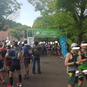 第4回(2019)トレニックワールド in 彩の国 100km 完走 (No.1)