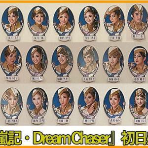 初日感想『桜嵐記・Dream Chaser』