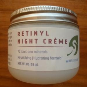 刺激がなくて使いやすい レチノール初心者におすすめ White Egret Personal Care, レチノール・ナイトクリーム
