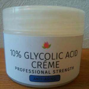即効、透明感のあるツルスベ肌に!  Reviva Labs 10%グリコール酸クリーム