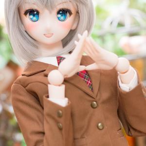 no.1380 DDH-06(セミホワイト肌)<ナギ作DDカスタムヘッド>