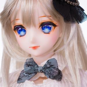 no.1491 DDH-09(セミホワイト肌)<ナギ作DDカスタムヘッド>