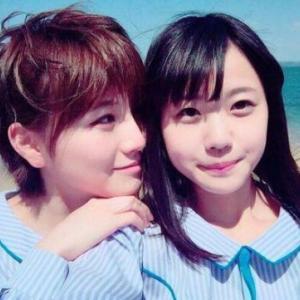 瀧野由美子&岡田奈々が一線超えたとしても許す♪オタク趣味も持ち合わせ将来有望過ぎて困る~
