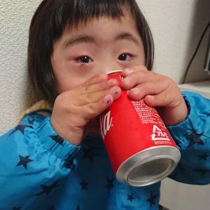 コーラ飲んだ!!