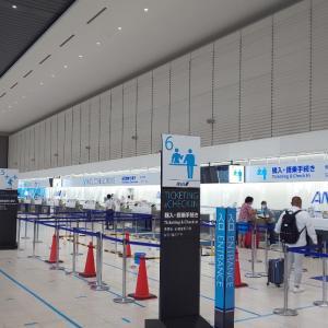 大阪伊丹空港の現状 ~旅行に行っている人は多いのかどうか~