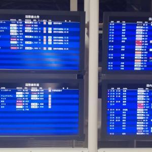 関西空港の現状 ~旅行に行ってる人は多いのかどうか~