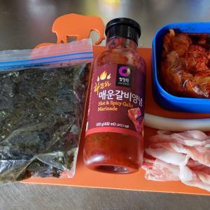 ポックンパの作り方 ~韓国料理が食べたくて韓国料理を作りましたPart20~