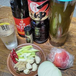 カンジャンセウの作り方 ~韓国料理が食べたくて韓国料理を作りましたPart21~