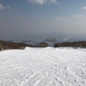 手稲スキー場 ~かなりのペースで行ってたスキー場です~