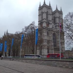 ウェストミンスター寺院 ~ロンドンで寺院という名の教会行ってきました~