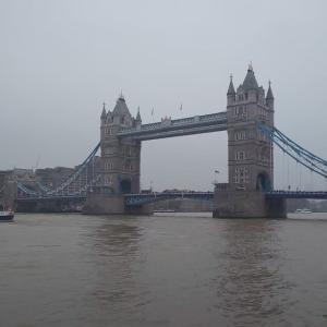 タワーブリッジ ~テムズ川に架かる大橋に行ってきました~