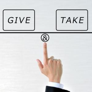 お客が欲しいものってプロの情報ってことだ。