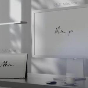 【Onyx】E-inkディスプレイBOOX MiraとMira Pro、性能・価格・比較は?