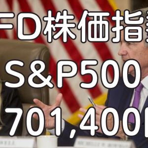 【CFD株価指数】2021/08/23-08/27 +701,400円
