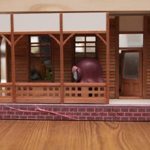 ゾンビィハウス製作 其の38 室内の見取り図を考えてみた