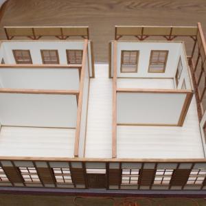ゾンビィハウス製作 其の39 中の壁を作る下準備