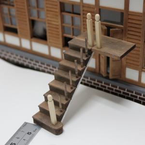 ゾンビィハウス製作 其の63 階段作り ~中編~
