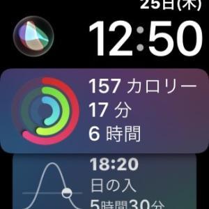 Apple Watchのタスク管理が地味に有能だった