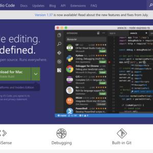 Visual Studio Codeで感動した機能!ビギナーの方必見!?