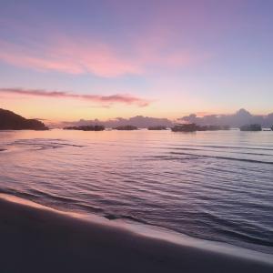フーコックのサオビーチは貸切状態の天国だった