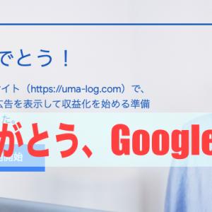 【9記事で突破】Googleアドセンスの審査に合格した!審査に必要な記事数や時間は?