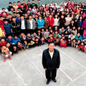 インドで1番大きな家族