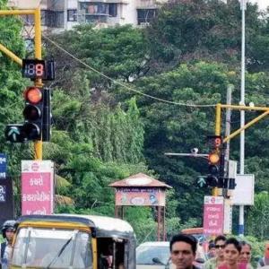 インドの信号