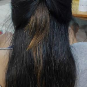 新しいヘア―スタイル